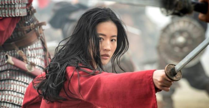 Mulan, vizyona girdiği Çin'de $23,2 milyon hasılatla açılışını gerçekleştirdi