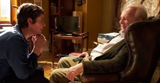 Olivia Colman ve Anthony Hopkins'li The Father filminden fragman yayınlandı