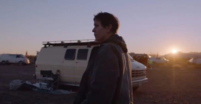 Chloé Zhao'nun yönettiği Nomadland, Venedik'ten sonra Toronto Film Festivali'nde de en prestijli ödüle layık görüldü