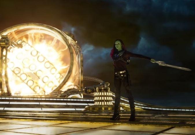Guardians of the Galaxy Vol. 2'dan ilk görüntüler yayınlandı