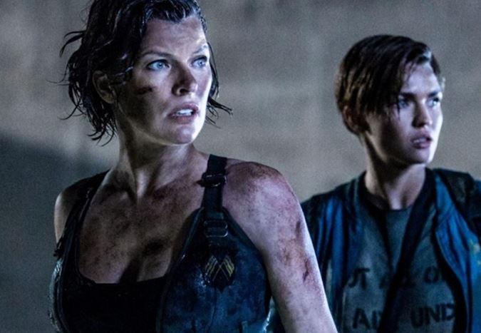 Resident Evil: Son Bölüm'den yeni bir fragman yayınlandı