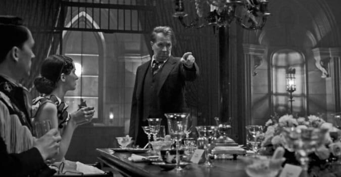 David Fincher'ın yeni filmi Mank'ten fragman yayınlandı