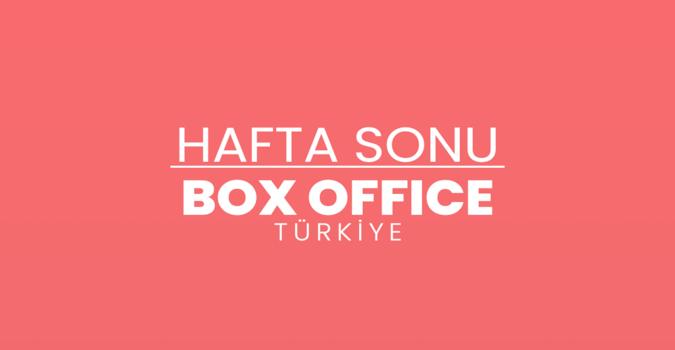 Box Office Türkiye: 06-08 Kasım 2020 seyirci sayıları belli oldu