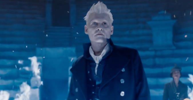 Johnny Depp'in ayrılışı sonrası Fantastic Beasts 3'nin vizyon tarihi ertelendi