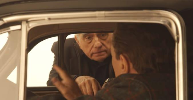 The Criterion Collection'ın The Irishman'in yapım aşamasıyla ilgili belgeseli yayınlandı
