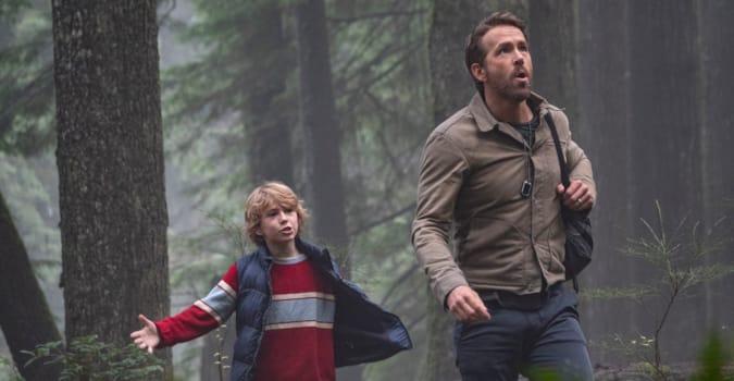 Ryan Reynolds'lı The Adam Project'ten ilk görseller yayınlandı