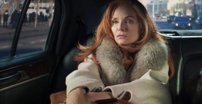 Michelle Pfeiffer'ın başrolünde yer aldığı French Exit filminden fragman yayınlandı