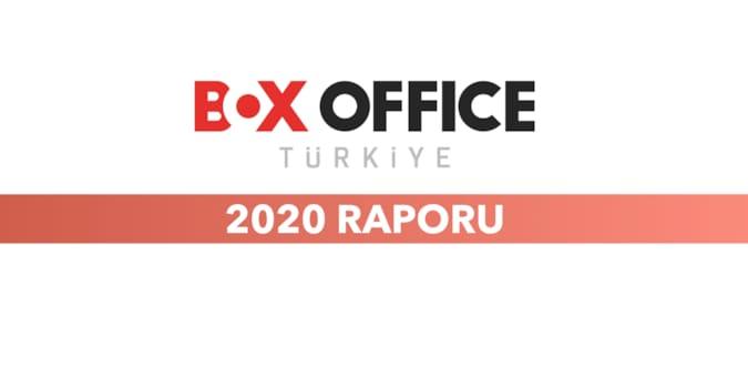 Box Office Türkiye 2020 raporu: Yılın en çok izlenen filmleri
