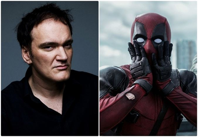 Quentin Tarantino'nun Deadpool 2'yi yönetmesi için kampanya başlatıldı