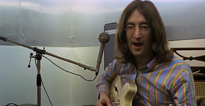 Peter Jackson'ın The Beatles'ı konu alan belgeselinden özel bir video yayınlandı