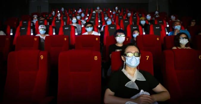 Box Office Çin: 2021'e hızlı girildi, yılbaşı hafta sonu gişe rekoru geldi