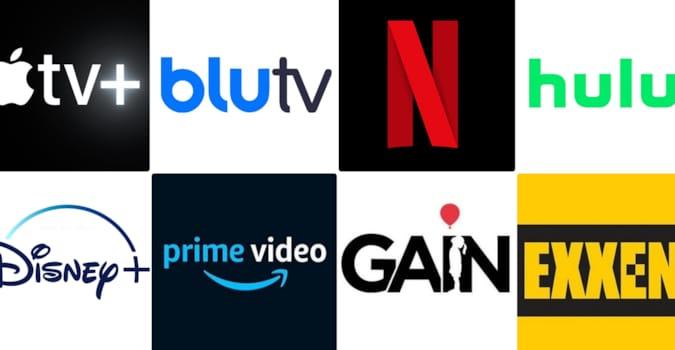 Türkiye ve dünya genelinde en çok abonesi olan dijital yayın platformları!