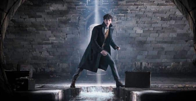 Fantastic Beasts 3'nin çekimleri Covid-19 sebebiyle durduruldu