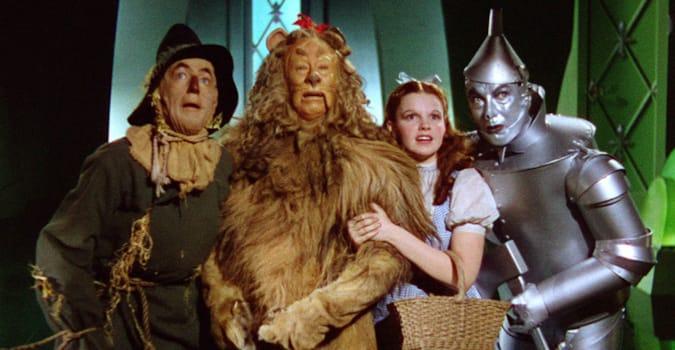 The Wizard of Oz'un yeniden çevrimi için hazırlıklara başlandı