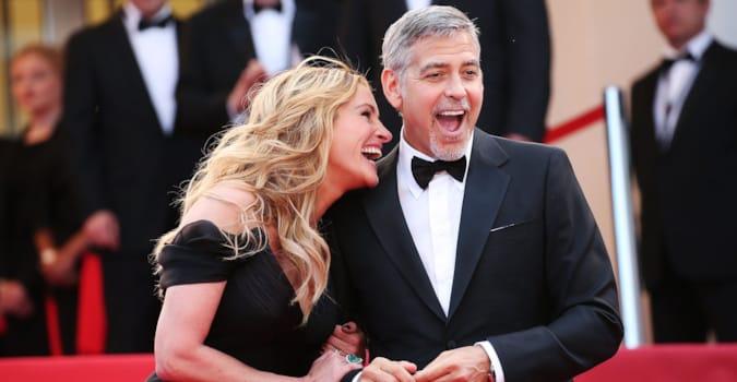 George Clooney ve Julia Roberts, Ticket to Paradise filmi için tekrar bir araya geliyor