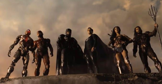 18 Mart'ta yayınlanacak olan Zack Snyder's Justice League'den son fragman yayınlandı