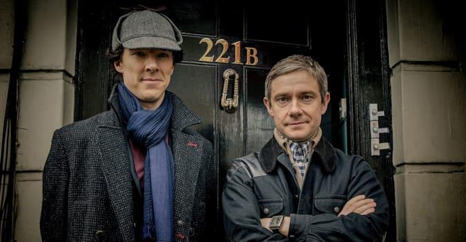 Benedict Cumberbatch, Sherlock'un devamı hakkında konuştu