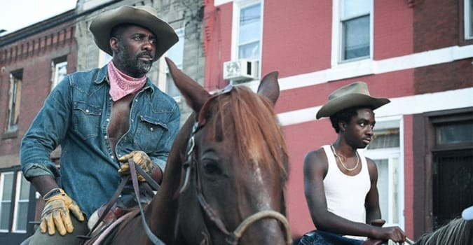 Idris Elba'lı Concrete Cowboy'dan fragman yayınlandı
