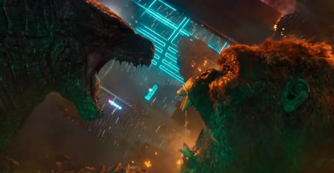 Godzilla vs. Kong'dan yeni bir fragman yayınlandı