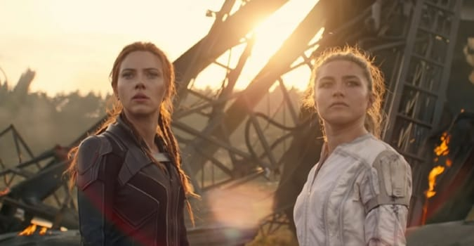 9 Temmuz'da vizyona girecek Black Widow'dan yeni fragman yayınlandı