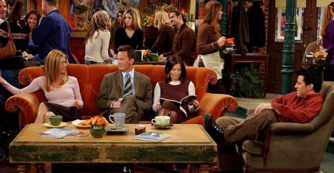 Merakla beklenen Friends Reunion'ın çekimleri bu hafta başlıyor