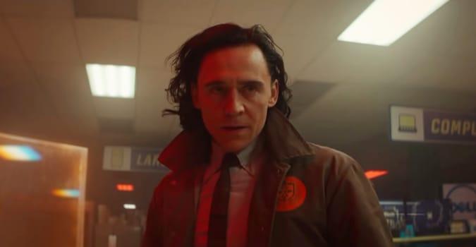 Tom Hiddleston'ın rolüne geri döndüğü Loki dizisinden fragman yayınlandı