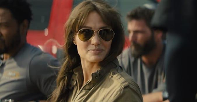 Angelina Jolie'nin başrolünde yer aldığı aksiyon filmi Those Who Wish Me Dead'den fragman yayınlandı