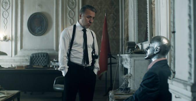 Sen Ben Lenin, dünya prömiyerini 43. Moskova Film Festivali'nde gerçekleştirecek