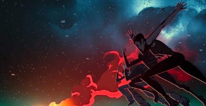 Love Death + Robots'un 2. sezonundan fragman yayınlandı