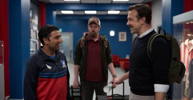 Jason Sudeikis'li Ted Lasso'dan ikinci sezon fragmanı yayınlandı