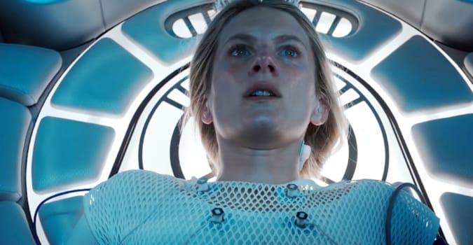 Alexandre Aja'nın Mélanie Laurent'lı yeni filmi Oxygen'dan fragman yayınlandı