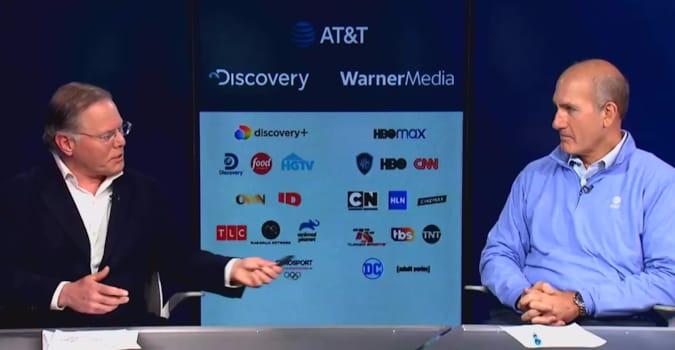 WarnerMedia ile Discovery birleşerek mega bir şirket oluşturuyor
