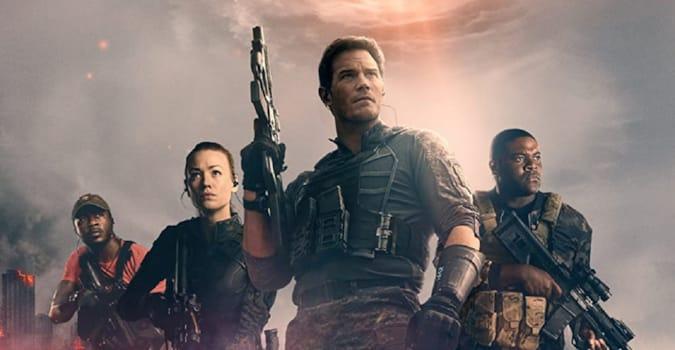 Chris Pratt'li bilim kurgu aksiyon filmi The Tomorrow War'dan fragman yayınlandı