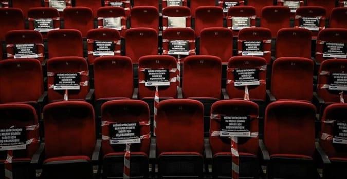 Sinema salonlarına dair geçici faaliyet durdurma kararı kaldırıldı