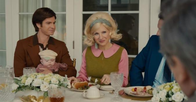Jessica Chastain ve Andrew Garfield'lı The Eyes of Tammy Faye'den fragman yayınlandı