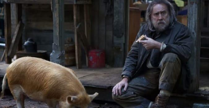 Nicolas Cage'in başrolünde yer aldığı Pig'den fragman yayınlandı