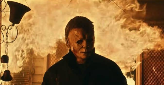 Bu yıl Cadılar Bayramı öncesi gösterime girecek Halloween Kills'den fragman yayınlandı