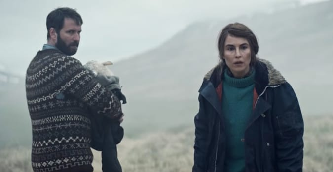 Cannes Film Festivali'nde övgü toplayan korku filmi Lamb'den fragman yayınlandı