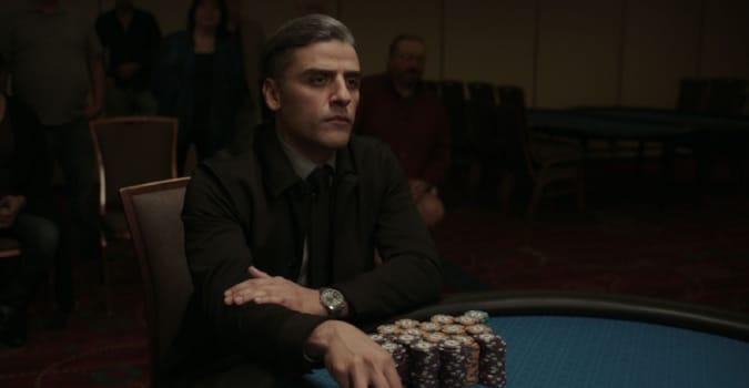 Oscar Isaac'li The Card Counter'dan fragman yayınlandı
