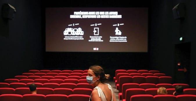 Sinema seyircisine aşı ya da negatif PCR testi şartı!