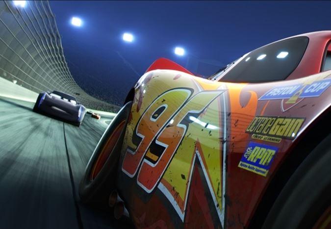 Arabalar 3'ten ilk görüntüler yayınlandı