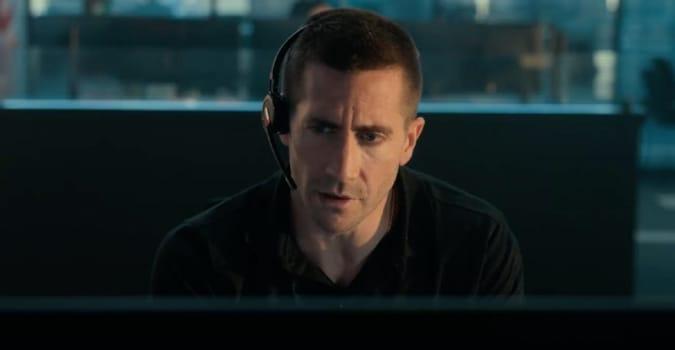 Jake Gyllenhaal'un başrolünde yer aldığı The Guilty'den fragman yayınlandı