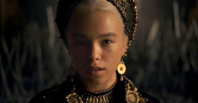 Game of Thrones evreninde Targaryen hanedanlığını anlatacak olan House of the Dragon'dan teaser yayınlandı