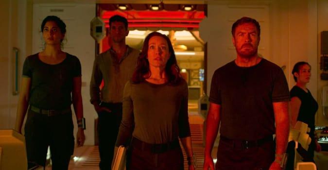 Lost in Space'in final sezonundan fragman yayınlandı