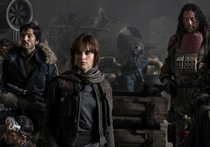 Star Wars: Rogue One oyuncu kadrosu açıklandı...
