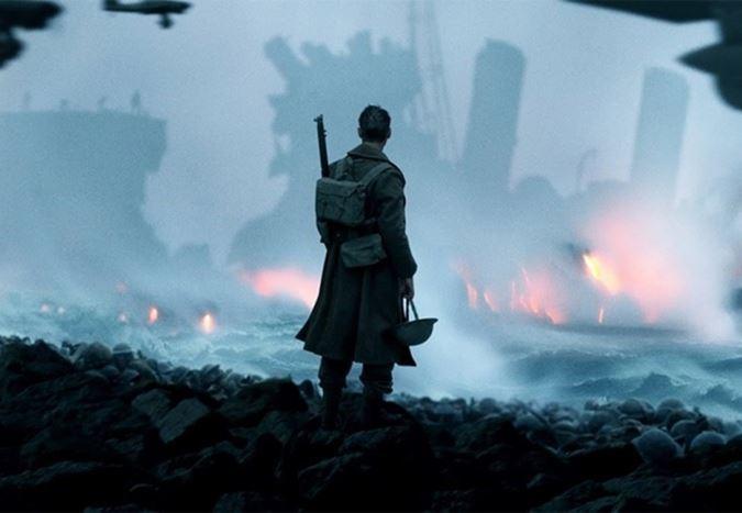 Christopher Nolan'ın yeni filmi Dunkirk'ten Türkçe altyazılı fragman!
