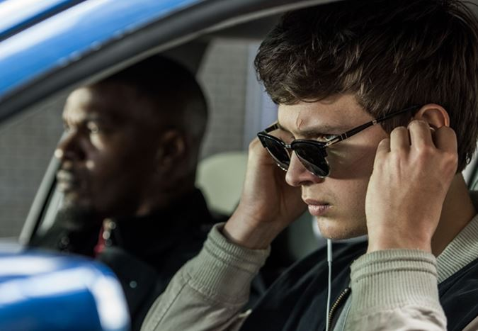 Jamie Foxx'lu Baby Driver filminden ilk görseller yayınlandı