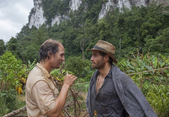 Matthew McConaughey'li Gold'dan yeni fragman yayınlandı