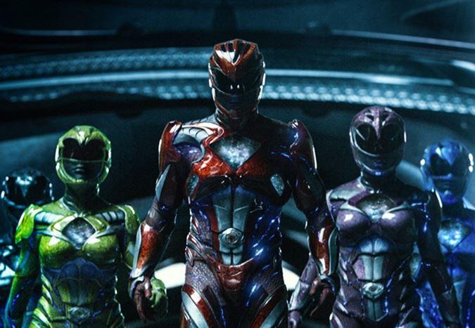 Merakla beklenen Power Rangers'tan fragman yayınlandı