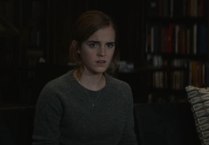 Emma Watson ve Tom Hanks'in başrolünde yer aldığı The Circle'dan yeni fragman